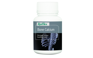Raffles Bone Calcium (60 Tablets)