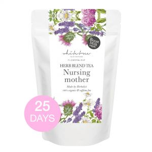 Whitetree Herbal Tea Nursing Mother Blend (25 Teabags)