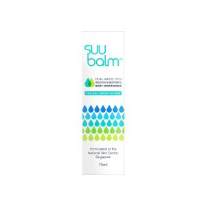 Suu Balm™ Rapid Itch Reliving Moisturiser  75ml
